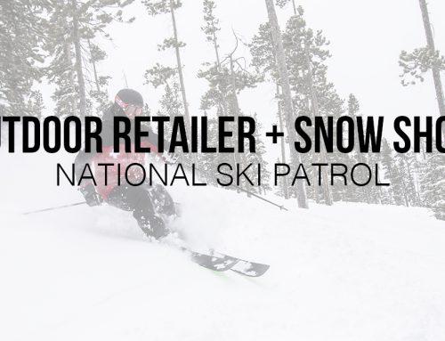NSP at Outdoor Retailer + SIA 2018