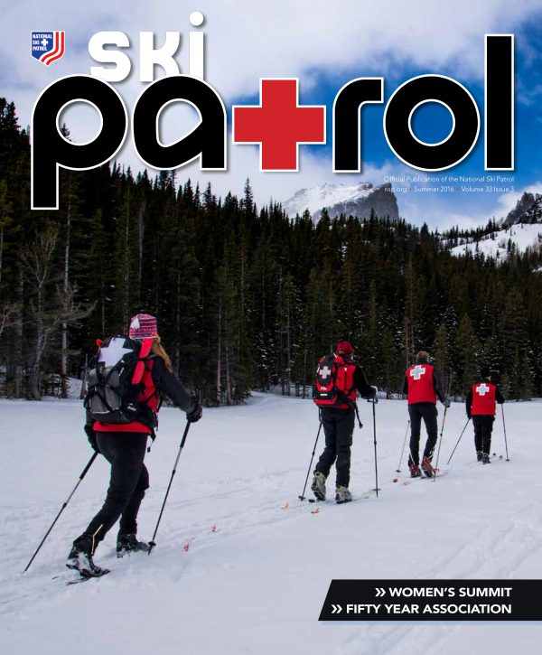 Ski Patrol Magazine Summer 2016