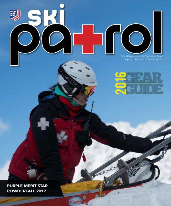Ski Patrol Magazine Fall 2016