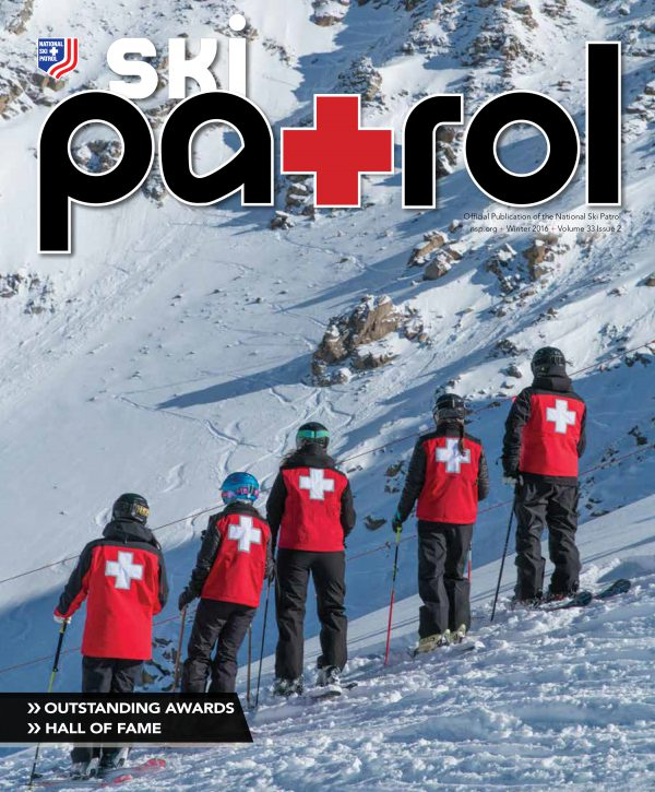 Ski Patrol Magazine Winter 2016