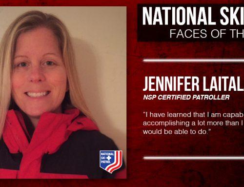 Faces of the NSP: Jennifer Laitala